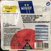 Filet de Bacon Fumé au Bois de Hêtre (15 tranches) - Produit