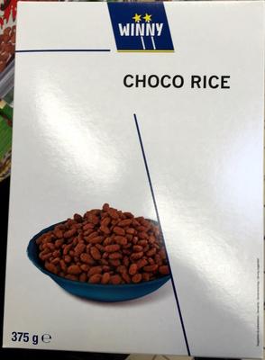 Choco Rice - Product - fr