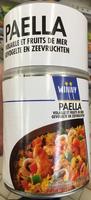 Paella Volaille et Fruits de Mer - Produit