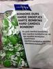 Bonbons durs au goût menthol eucalyptus - Produit