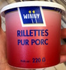 Rillettes Pur Porc - Product