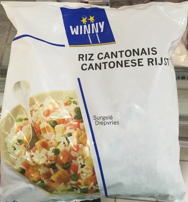 Riz Cantonais surgelé - Product