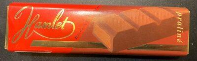 Batons Chocolat Praline Assortis 75G Hamlet - Produit - fr