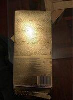 Belgium Hamlet Assortment Chocolates In Golden Box - Produit - fr