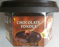 Chocolate Fondue - Produit - fr