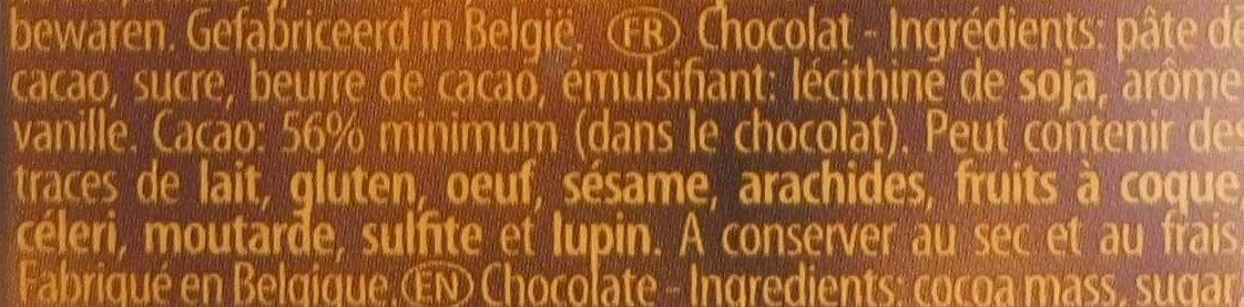 Chocolate Fondue - Ingrédients - fr