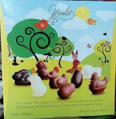 Chocolat de pâques - Produit - fr