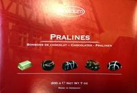 Pralines - Product