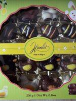 Chocolat fourré au praliné - Produit - fr