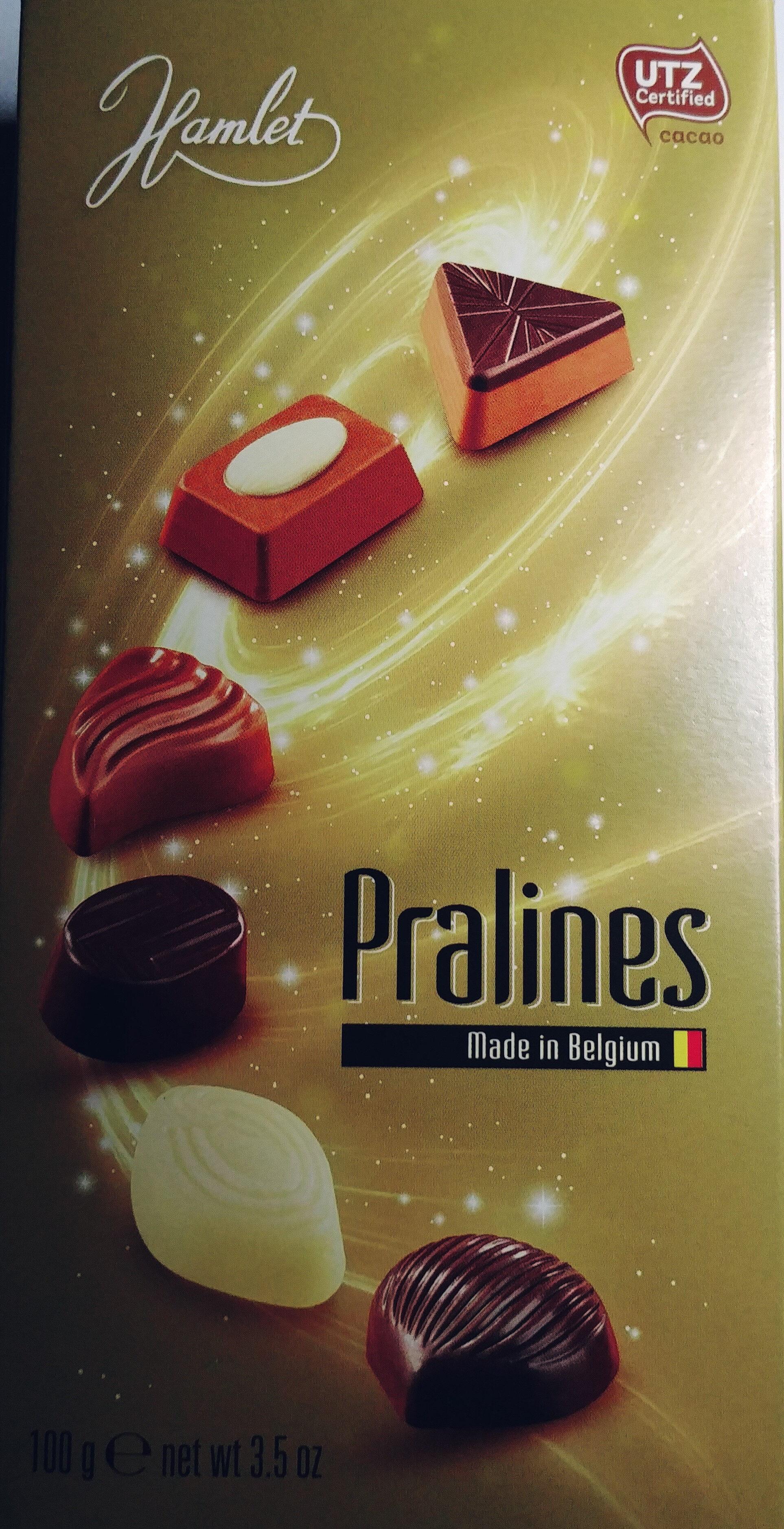 Mix czekoladek, Pralines - Produkt - pl