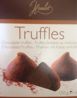 Hamlet Luxe Cacaotruffel Utz - Produit - fr
