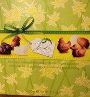 Easter - Hazelnut Filled Figures - Produit - fr