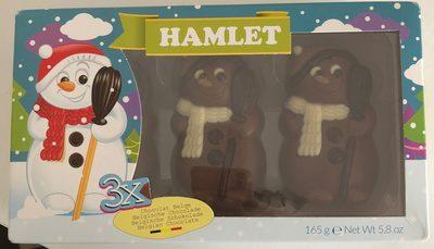 Hamlet chocolat belge - Product