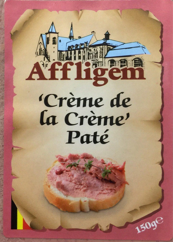 Crème de la Crème Pâté - Product - fr