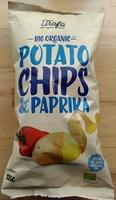 Potato Chips & Paprika - Product - de