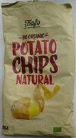 Potato Chips Natural - Product