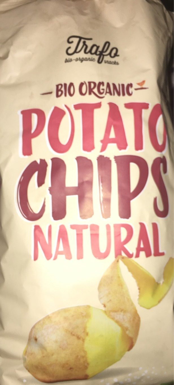 Potato Chips Natural - Produit