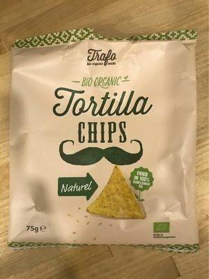Trafo Tortilla Chips Naturel - Produit - fr