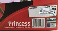 Tomates grappes Princess - Produit - fr
