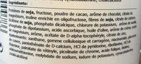 Metagenics Ultrameal Chocolade Poeder - Ingrédients - fr