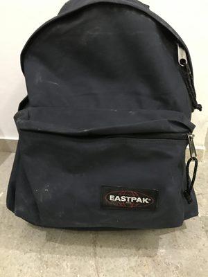 edbceb7946c ... Eastpak Padded Pak'r Rugzak Space Navy - Ingredients