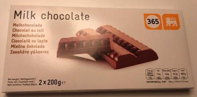 Milk Chocolate au lait - Product