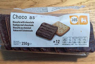 Choco as - Product - fr