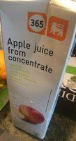 Jus de pomme à base de concentré - Product - fr