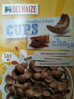 Cups Choco - Produit