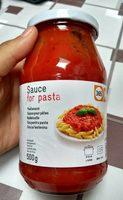 sauce pour pâtes - Produit