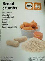 Bread crumbs - Produit - fr