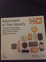 Assortment of fine biscuits - Product