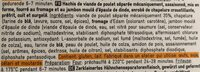 Cordon bleu - Ingrediënten - fr