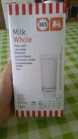 Milk whole delhaize - Prodotto - fr