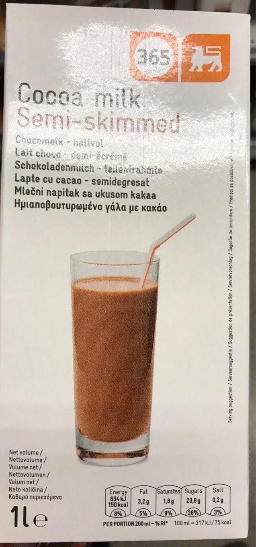 Cocoa milk - Product