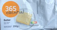 365 essential Butter - Product - fr