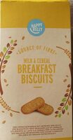 Breakfast biscuits - Produit - fr
