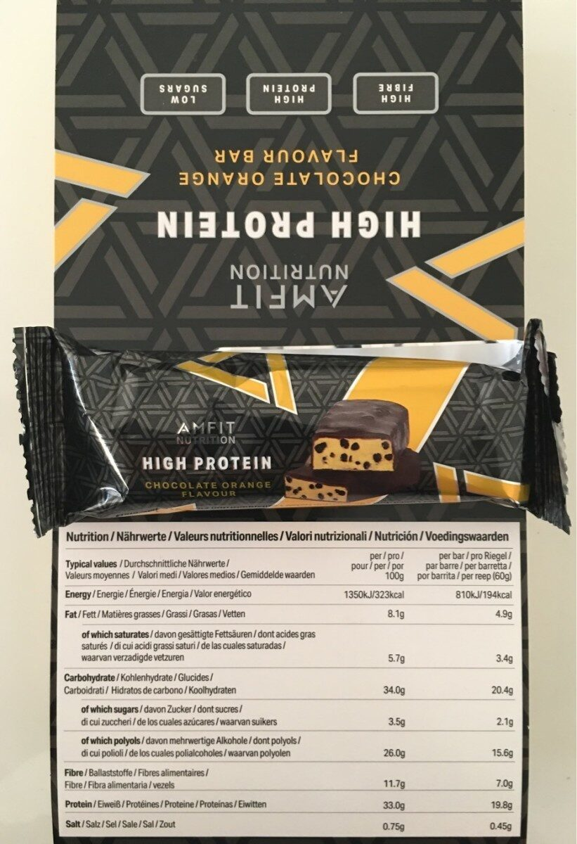 High Protein - Product