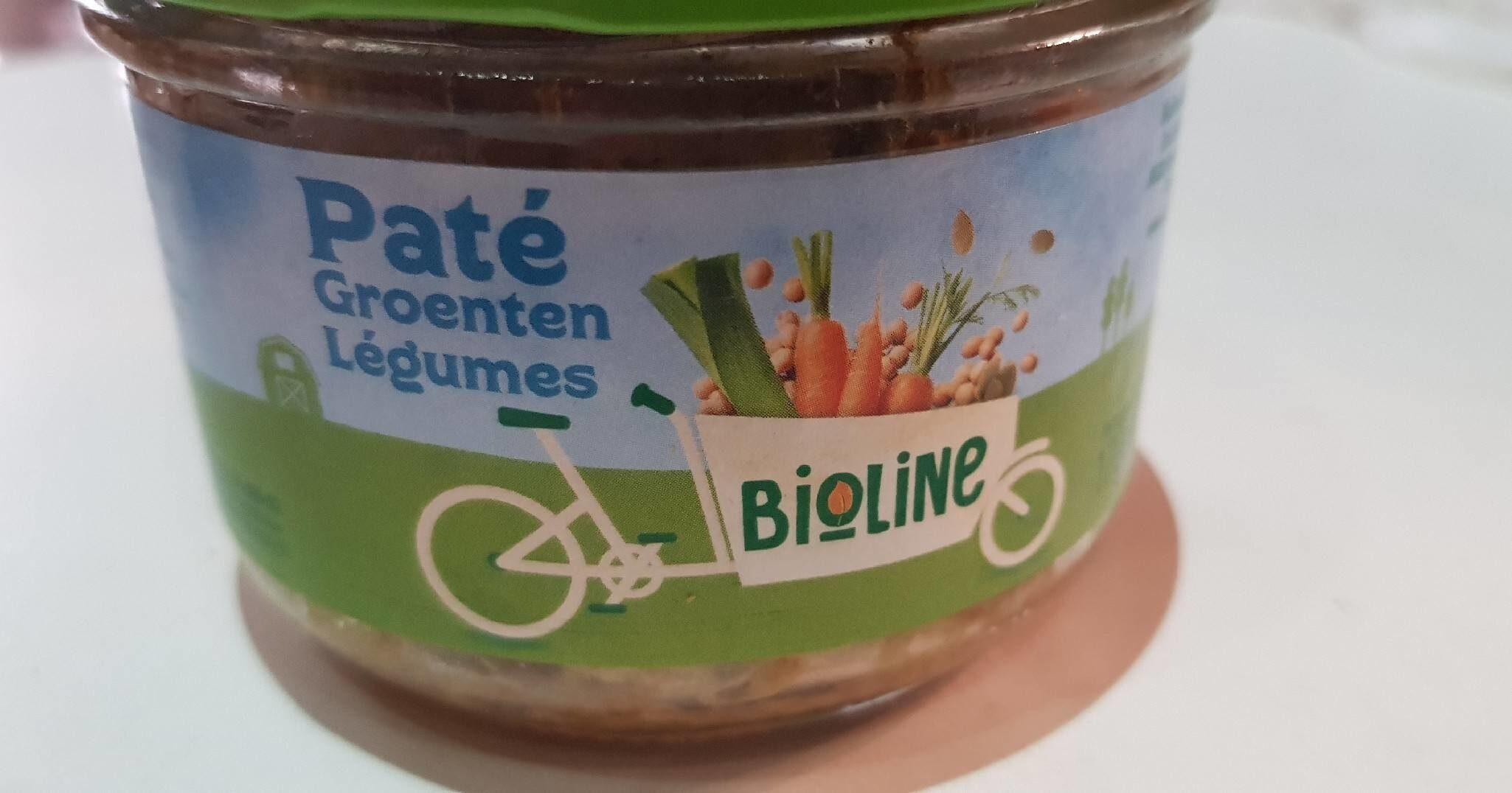 pâtés de légumes - Produit - fr