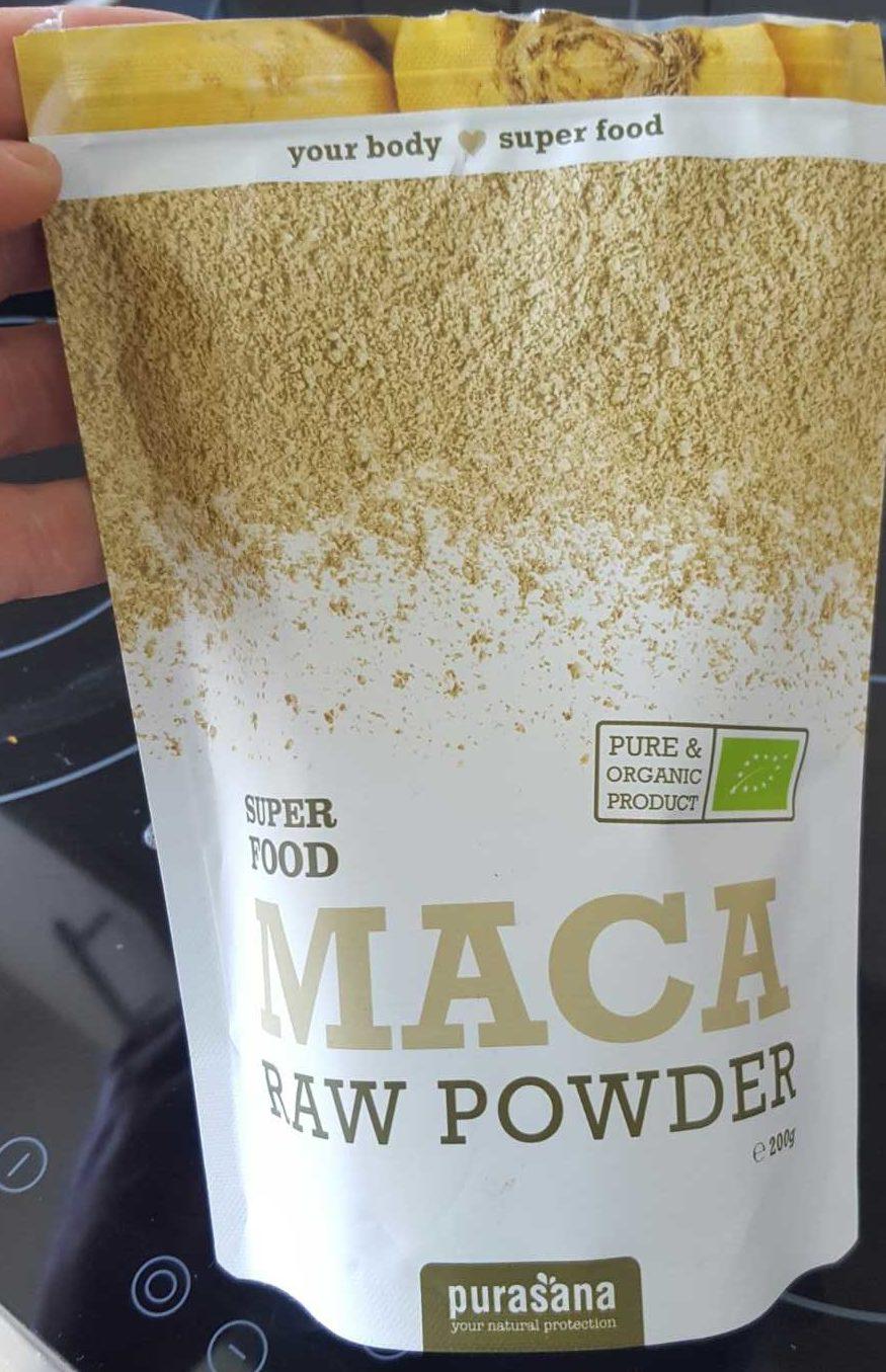 Maca Raw Powder - Product