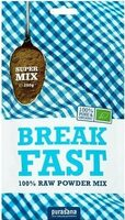 Super Mix Breakfast - Product - fr