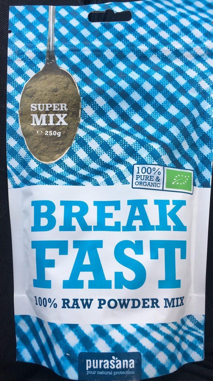 Break Fast - Produit