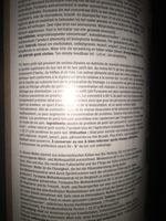 Protéine En Poudre Bio 400 G Purasana - Ingredients