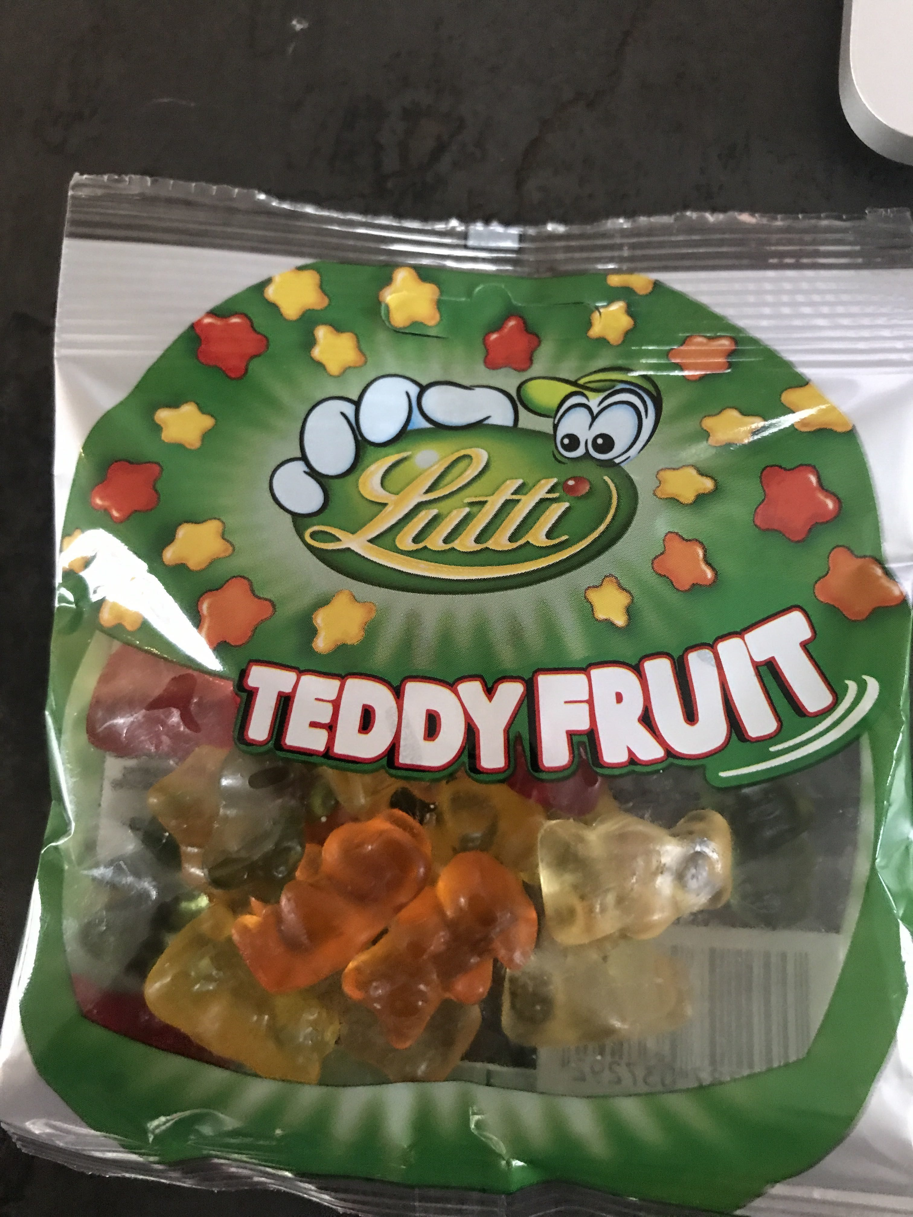 Teddy fruit - Product