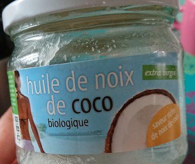 Huile de coco extra virgin - Product