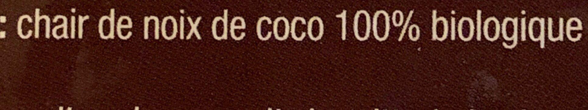 Farine de coco - Ingrédients - fr