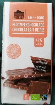 Chocolat lait de riz - Product