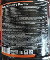 shake protéiné - Ingrediënten - fr