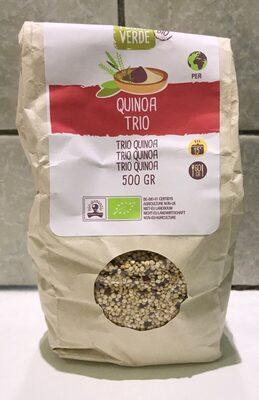 Quinoa Trio - Product