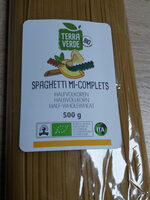 Spaghetti mi-complets - Product - fr